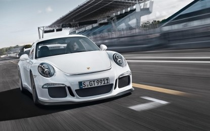 Porsche 911 GT3 RS may have a New 4.0L 500HP Engine
