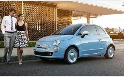 Fiat 500 Vintage '57 to Break Cover in Geneva