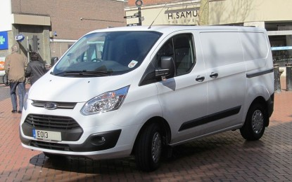 Here's Why You'll Fall In Love With The New Ford Transit