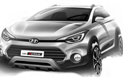 Hyundai i20 Active, a Crossover Truly Worthy of Your Attention