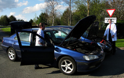 A Quick and Simple Guide to Handling a Flat Car Battery