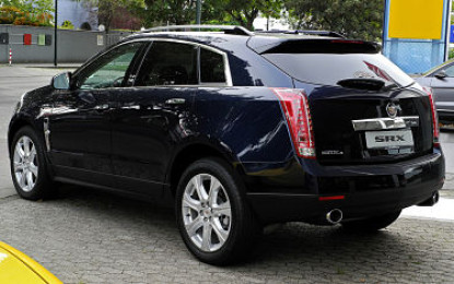 Why Your Next Family Car Should Be A Cadillac SRX