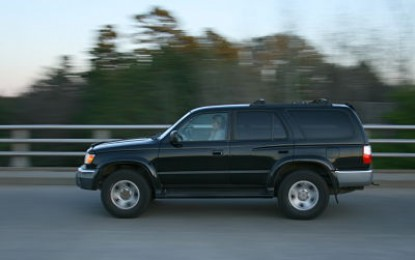 Is an SUV the Best Kind of Car for You?