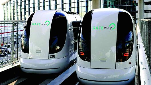 Driverless Cars in London