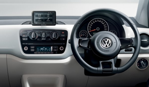 Volkswagen Up - Features