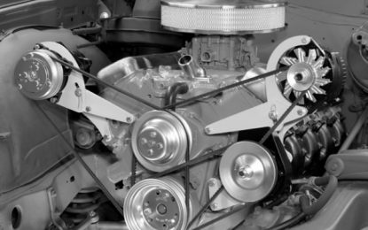 The First Power Steering System