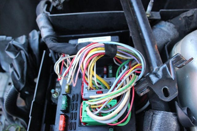 48-volt electrical systems