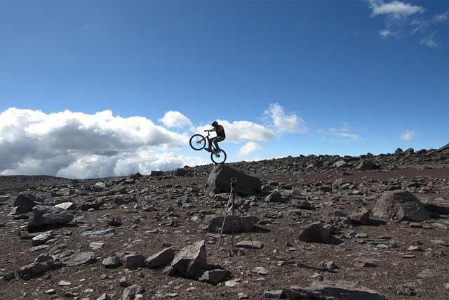 Freeride Mountain Bikes