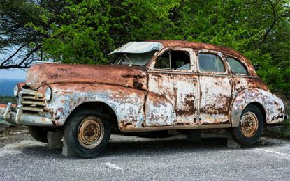 4 Things to Do Before You Junk Your Car