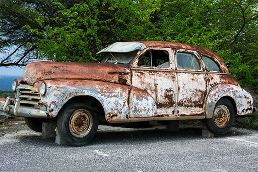 Things to Do Before You Junk Your Car
