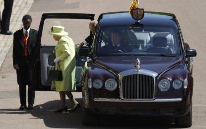 The Royal Rides at the Royal Wedding