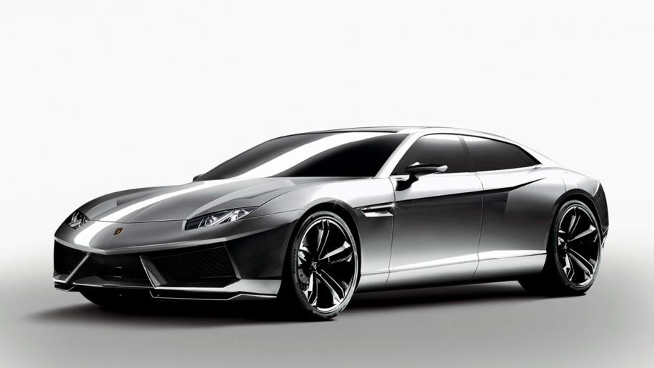 Lamborghini Sedan