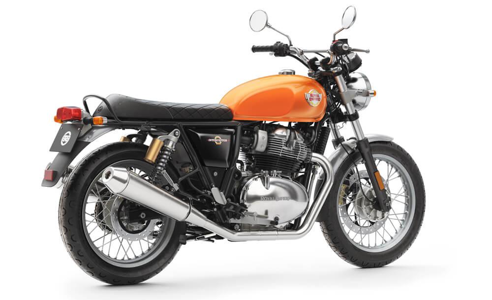 Interceptor 650 bike