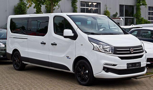 choose the perfect van