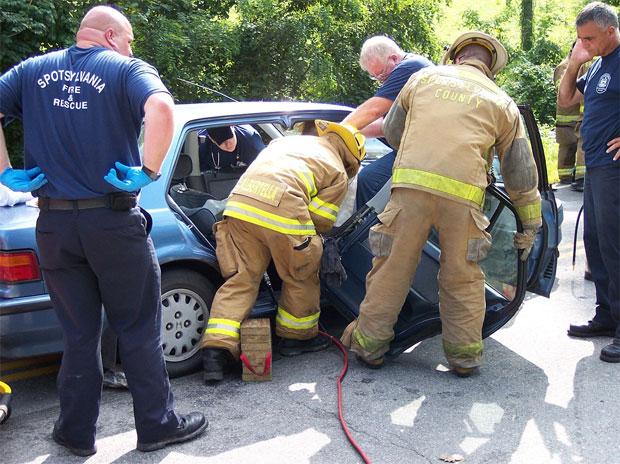 teen car accident