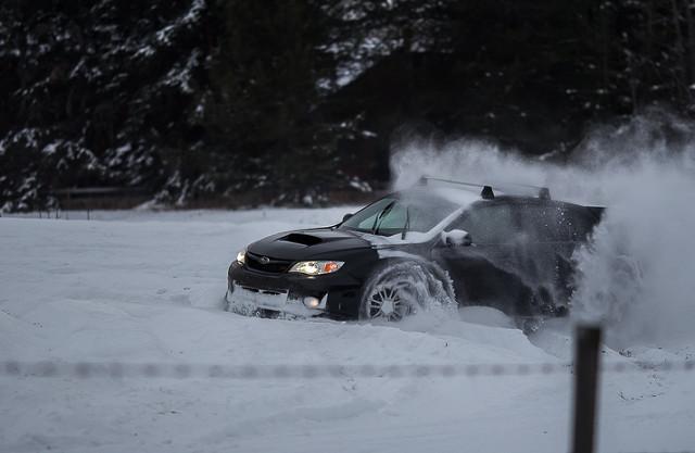 car skids