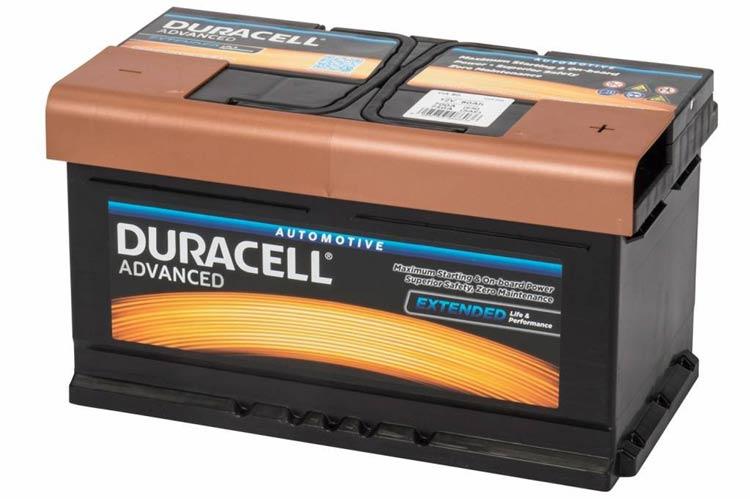 Duracell Auto Batteries