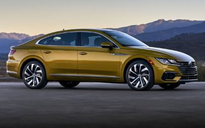 Revealing the Volkswagen Arteon Wagon Before It Was Supposed to Be Revealed