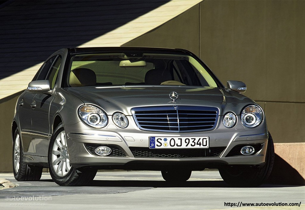 2008 Mercedes E-Class