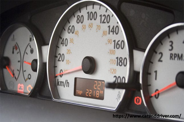Affect The Number Of Miles Left On A Car