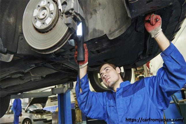 Repair Spongy Brakes
